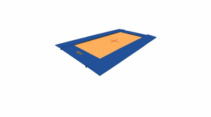 Bodentrampolin OUTDOOR