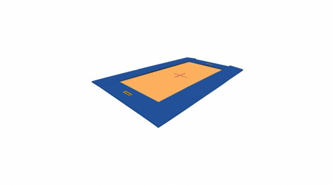 Ground Trampoline OUTDOOR