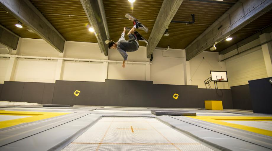 "Bodentrampolin ""Freestyle"""