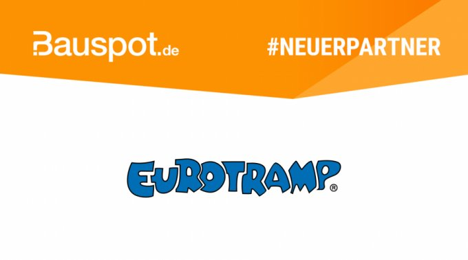 New partner @ Bauspot.de Follow us!