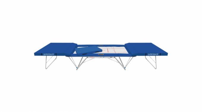 Competition trampoline sets
